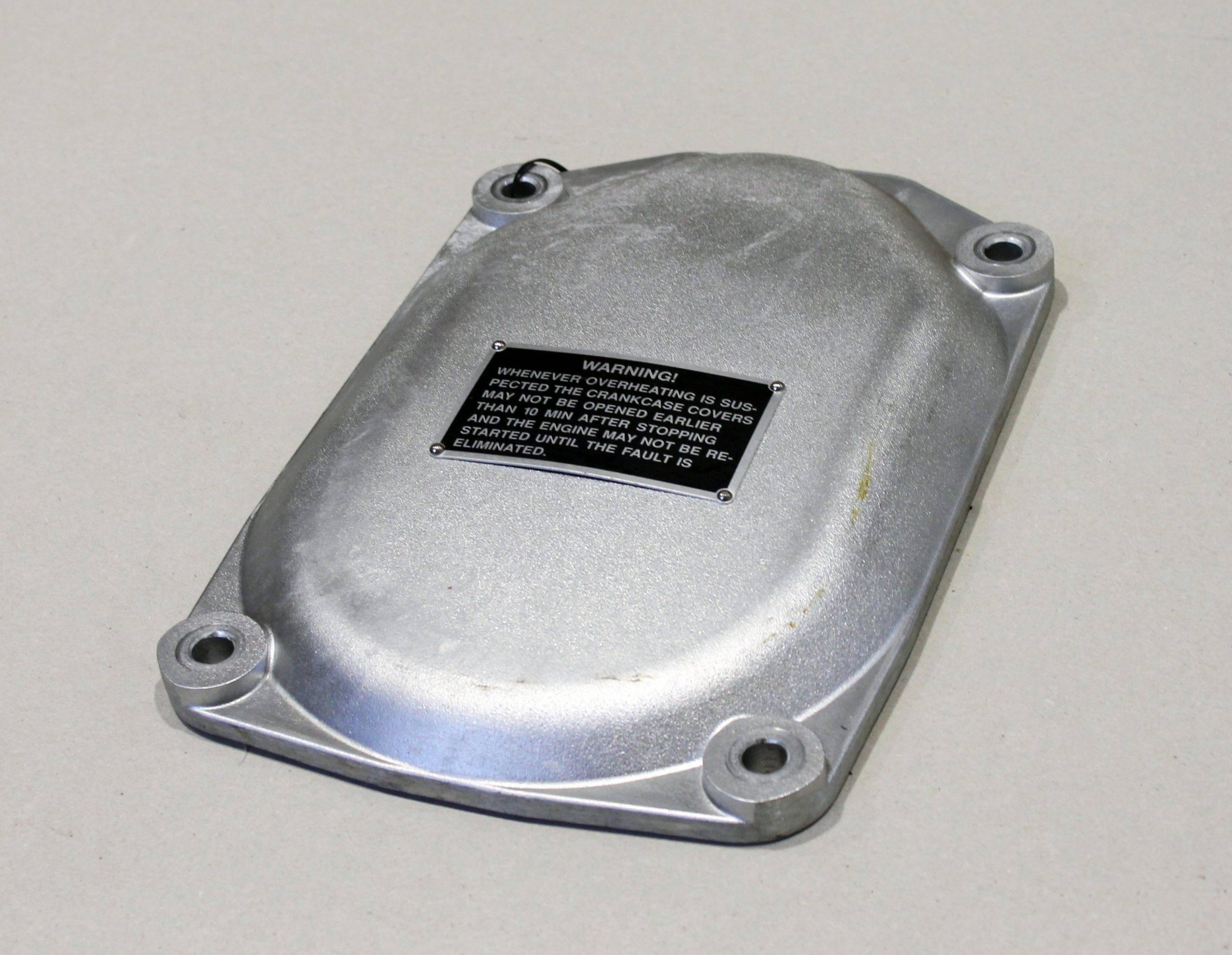 Crank case cover