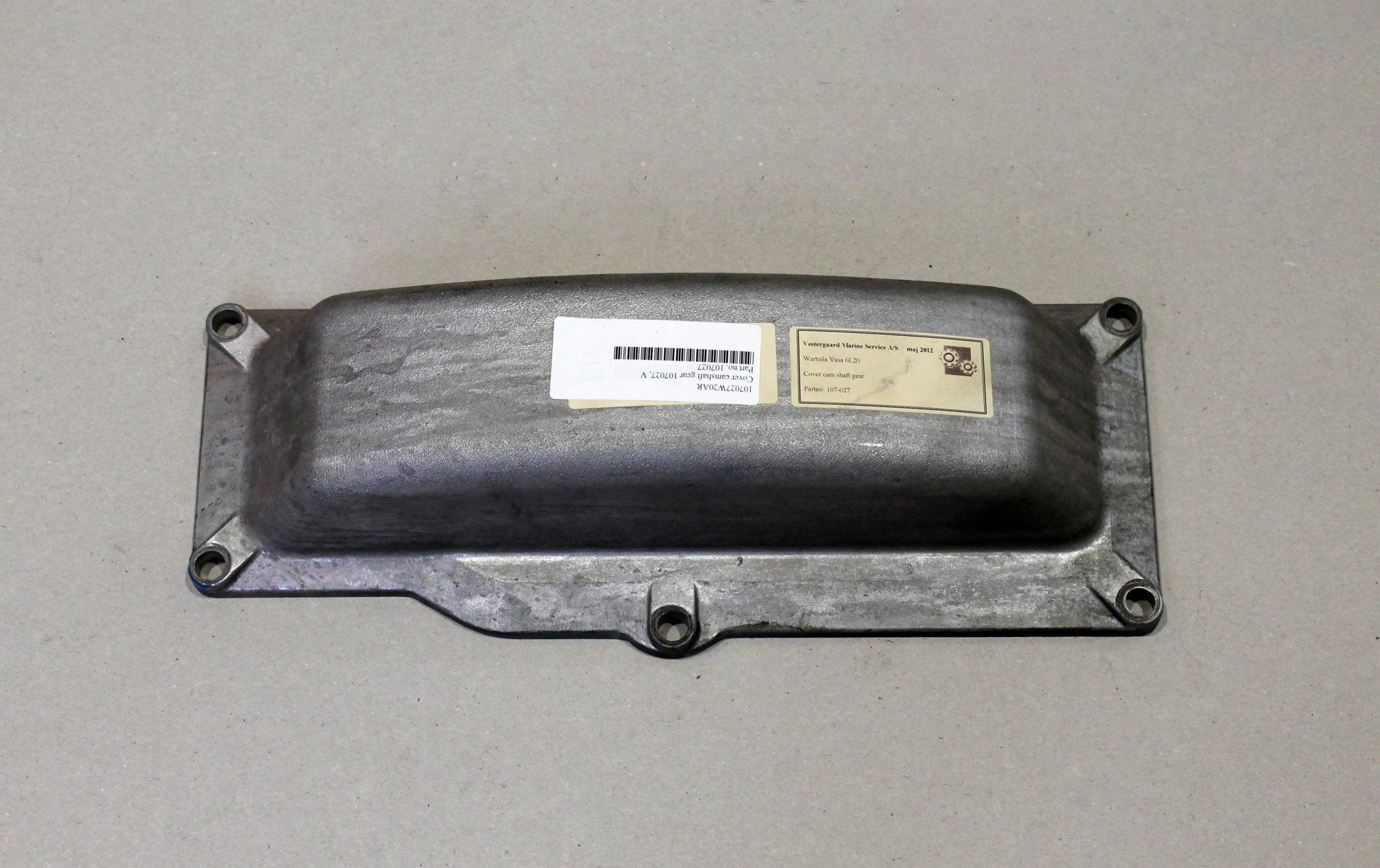 Cover camshaft gear, Vasa 6L20
