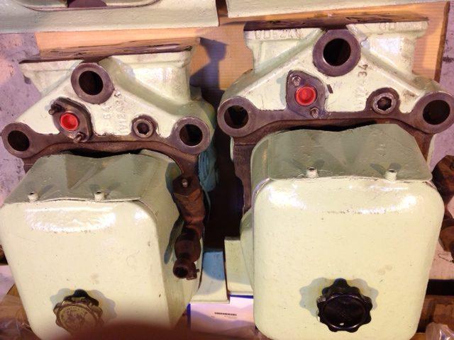 Cylinder head, Wartsila 24
