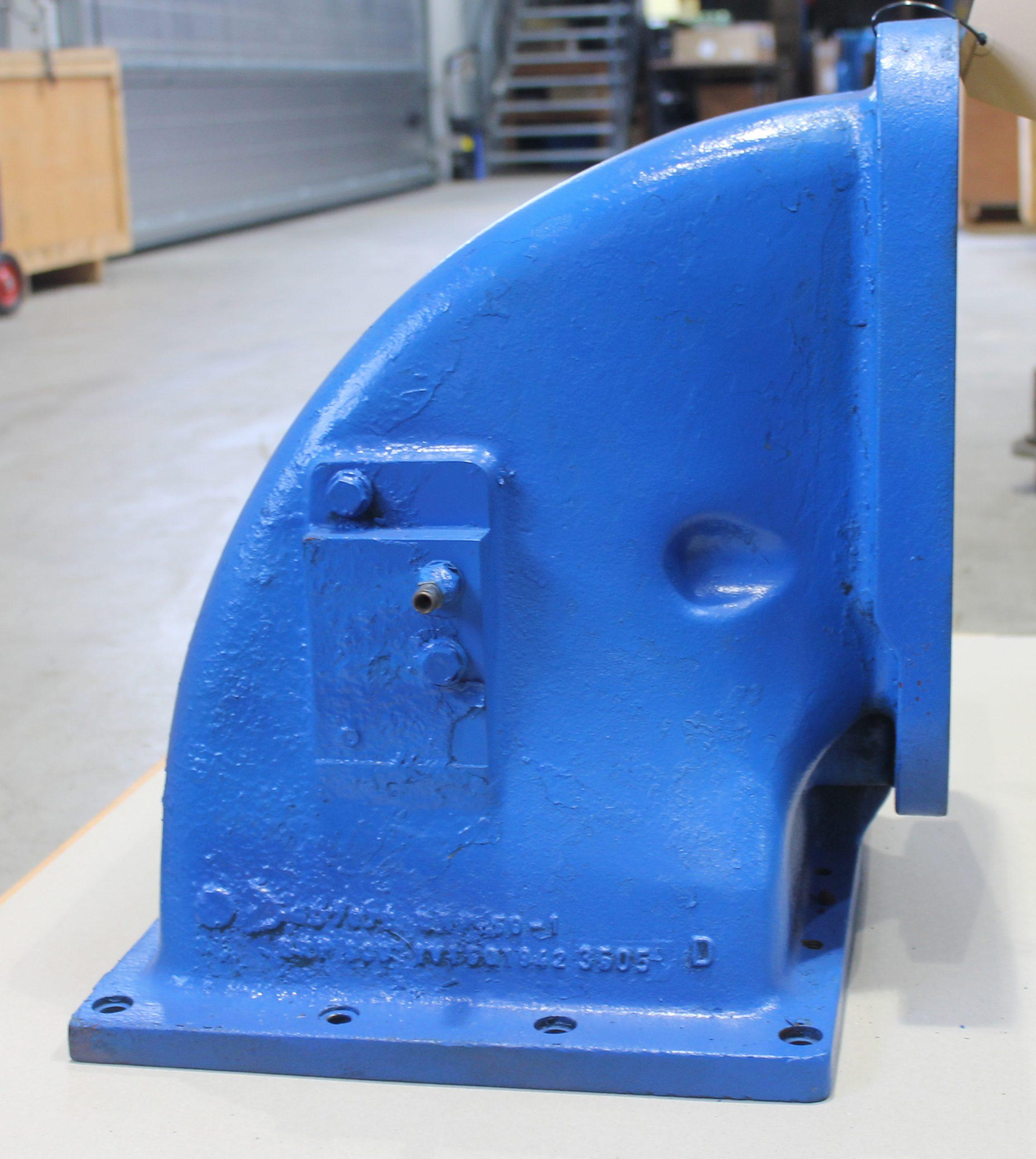 Air inlet piece