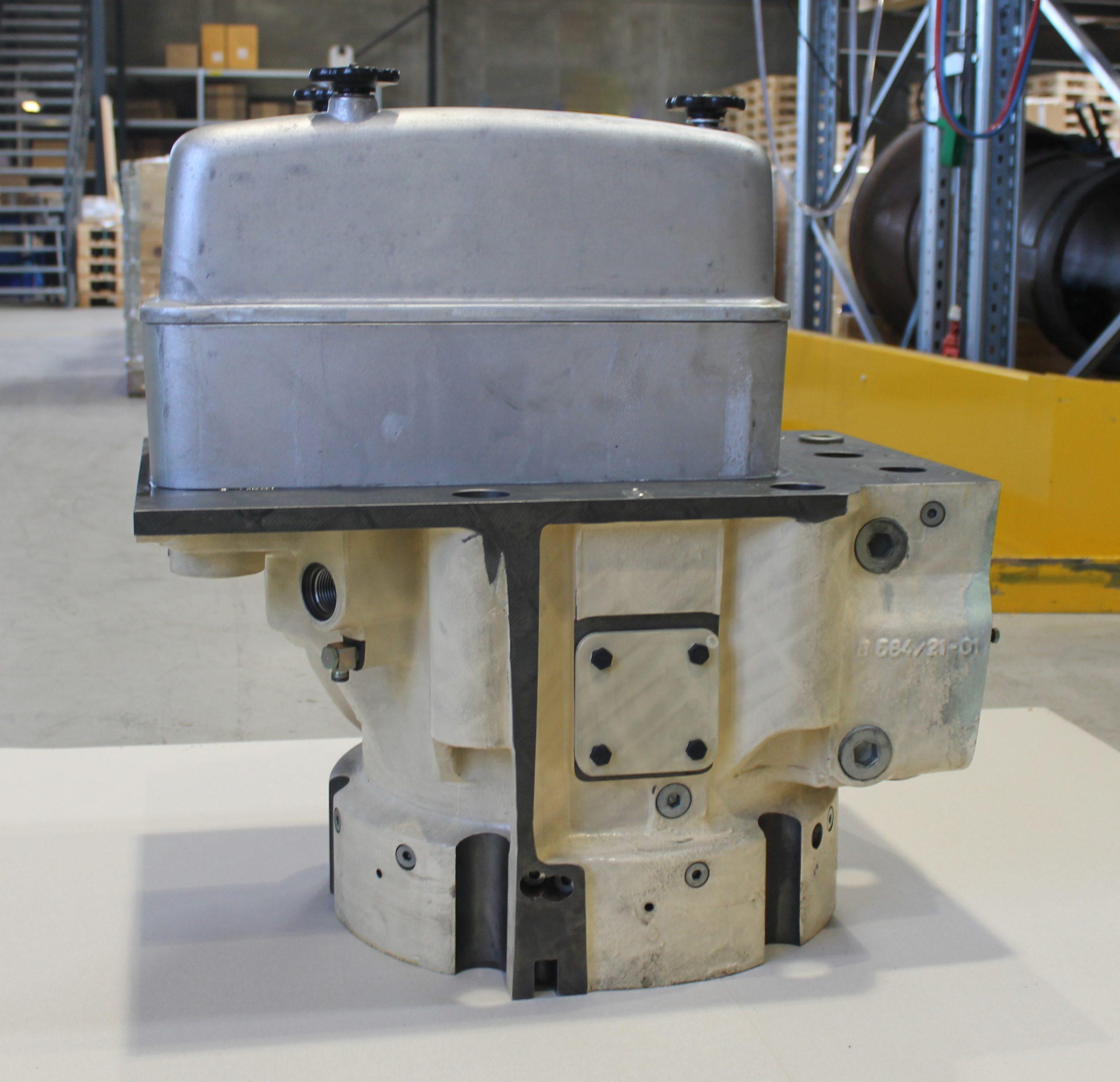 Cylinder head, Bergen B 528/55-1