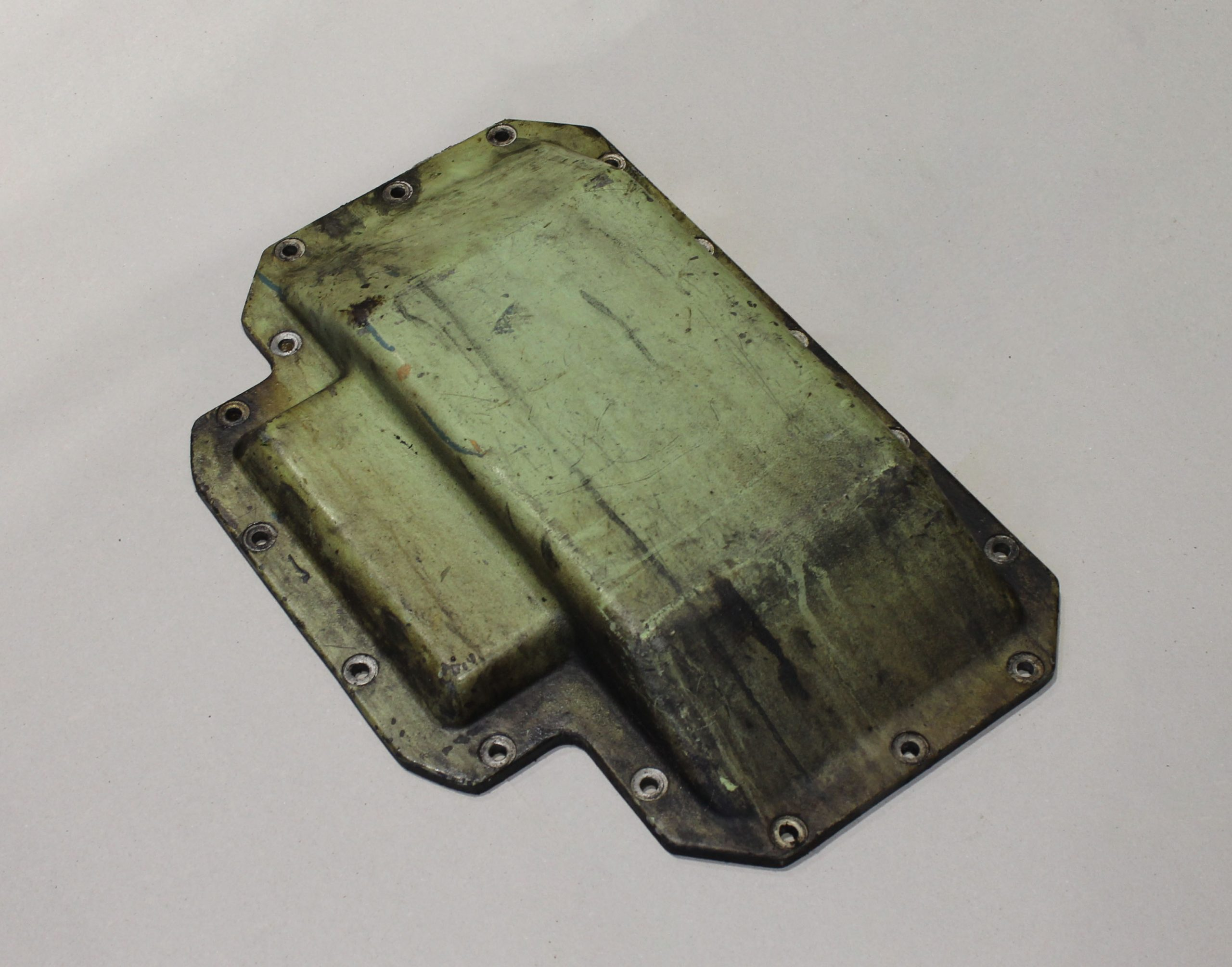 Cover, camshaft drive