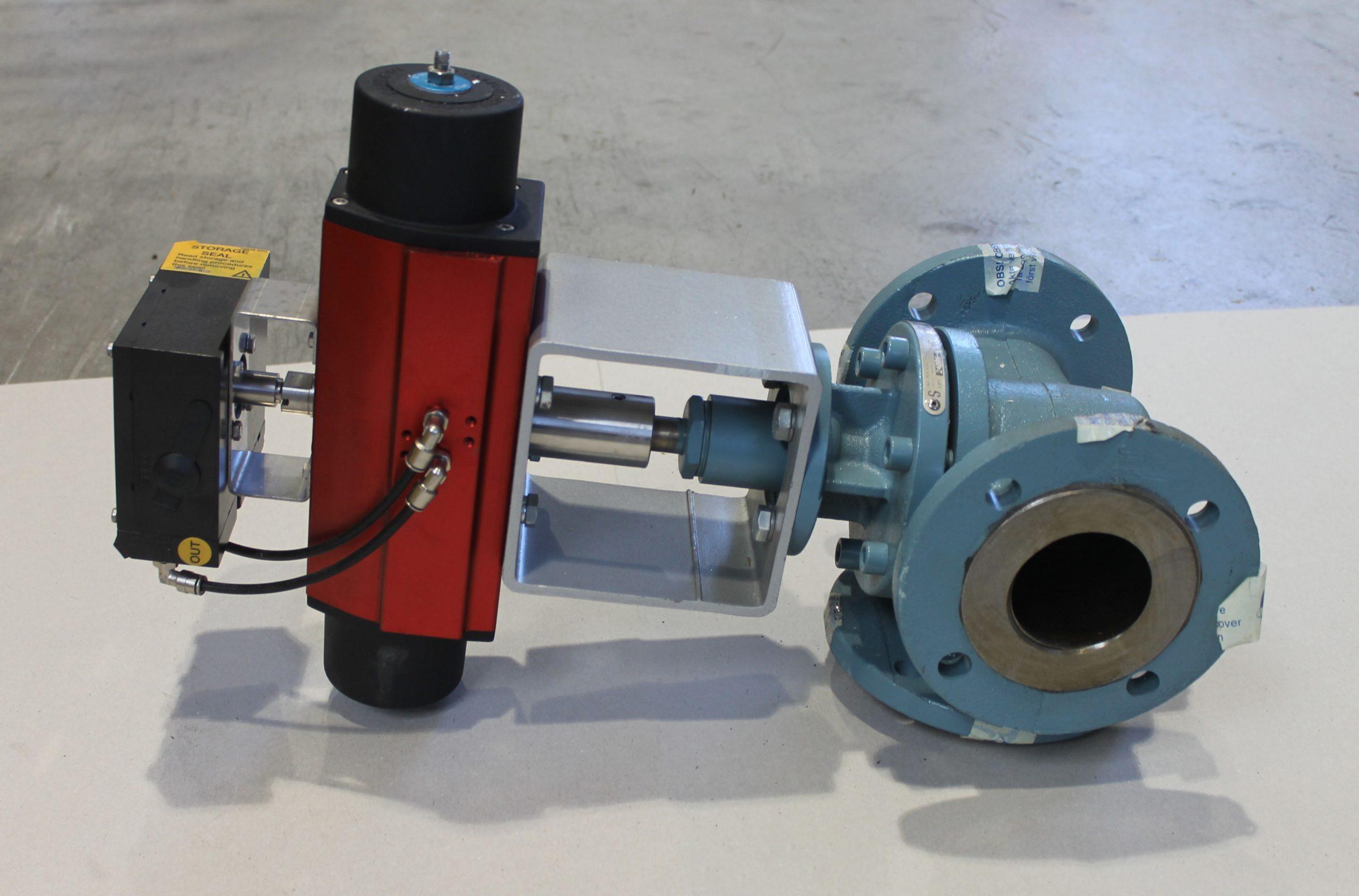 3-Way Control valve